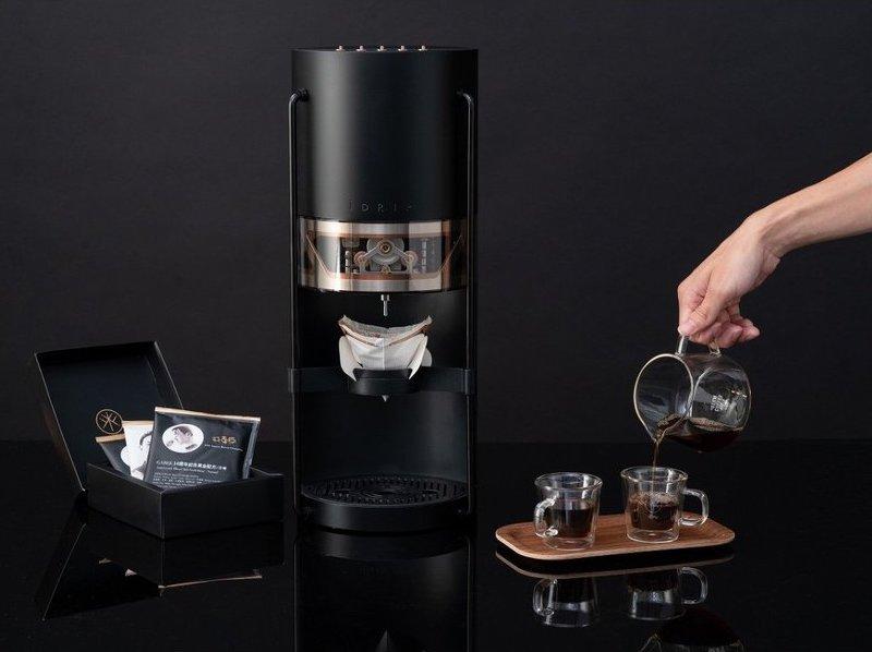 スマートハンドドリップコーヒーメーカー「iDrip」