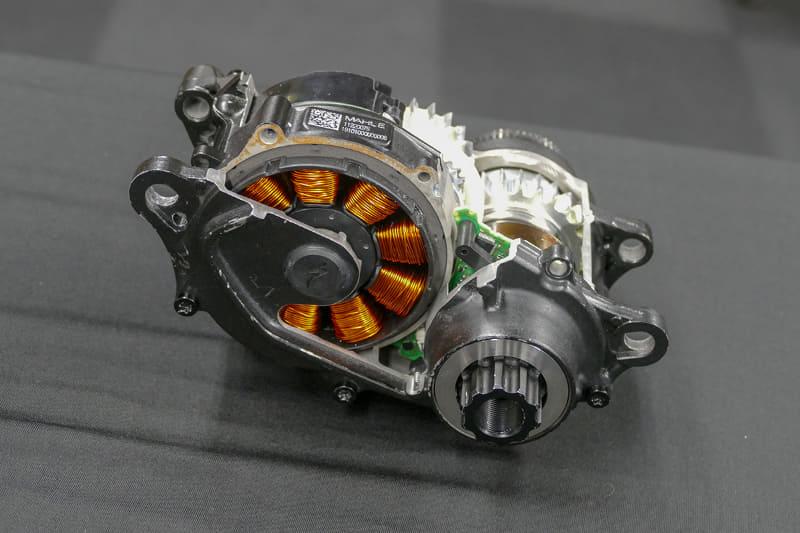 自社開発のドライブユニット「スペシャライズト SL 1.1モーター」