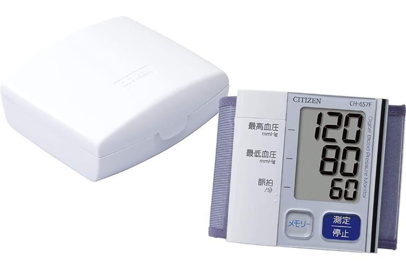 シチズン電子血圧計 CH-657F
