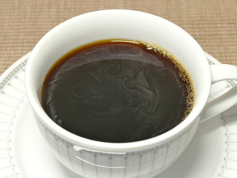 えぐみ・雑味が感じられず、とても美味しい。透明感さえ感じられる、後味も爽やかなコーヒーができあがった