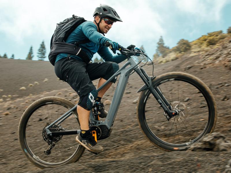 ドライブユニット「Performance Line CX」を搭載したe-bike