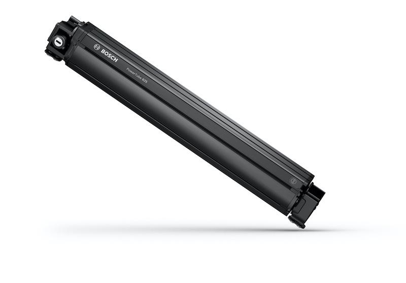 フレーム内蔵タイプバッテリー「PowerTube 625」(容量約625Wh)