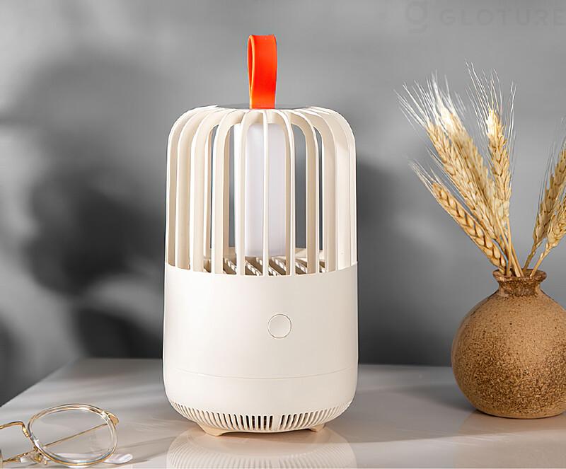 捕虫器「Mosoco UVLED吸引式蚊取りランプ」