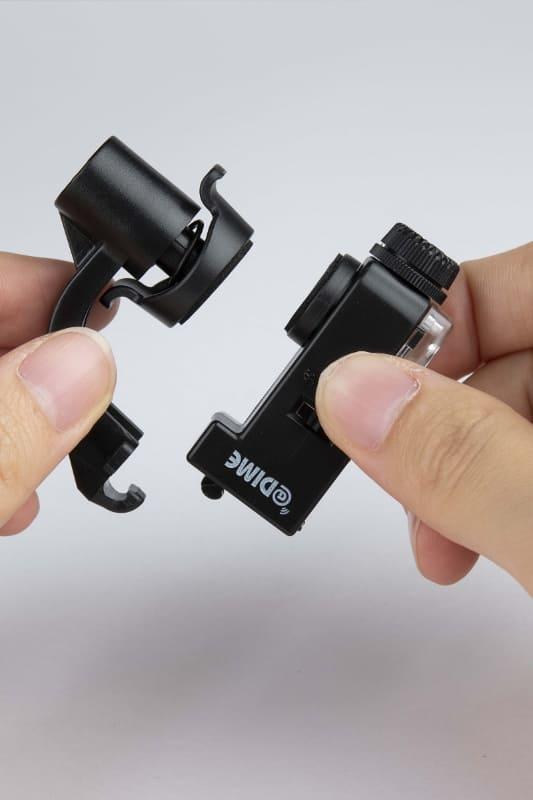単体の顕微鏡としても使用可能
