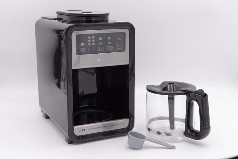 「スマート全自動コーヒーメーカー」はキャンペーン価格で9,980円だった