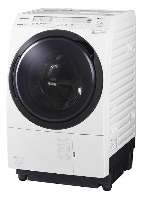 「NA-VX800BL/R」クリスタルホワイト
