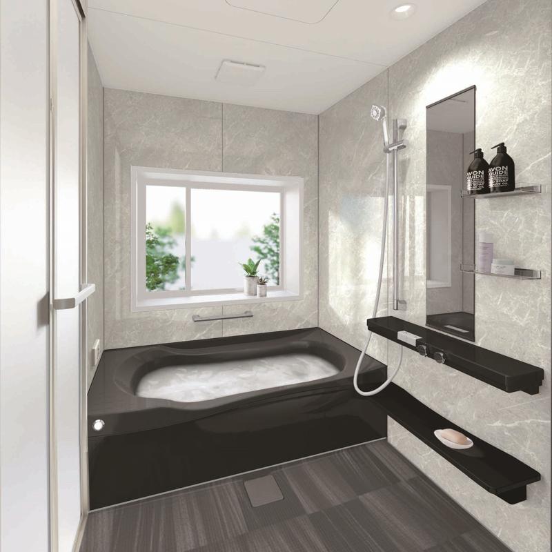 システムバスルーム「Fine Bubble Bath」