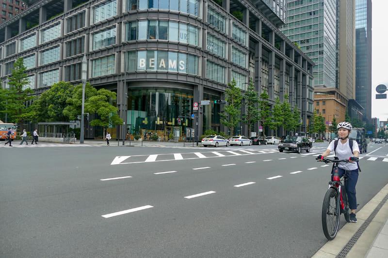 メリットたくさんのe-bike通勤、おすすめです