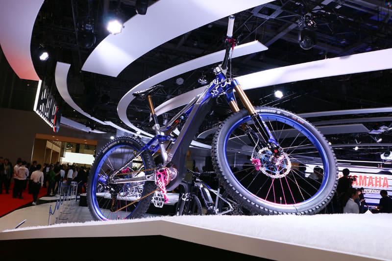 昨年の「東京モーターショー2019」で「YPJ-YZ」の名称でお披露目されたコンセプトモデル。基本構造は「YPJ-MT Pro」と共通です