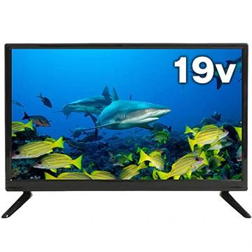 APEX「19V型ハイビジョン液晶TV 地デジ専用 日本生産」