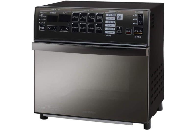 アイリスオーヤマの「リクック熱風オーブン FVX-M3B」