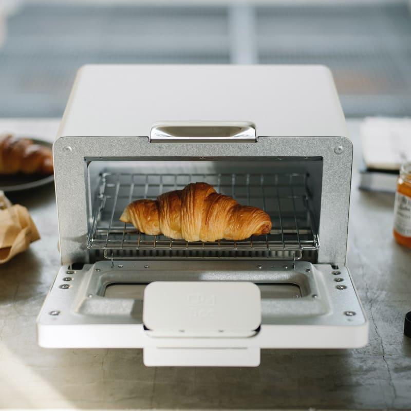 独自のスチームテクノロジーと温度制御によりパンを美味しく焼き上げる