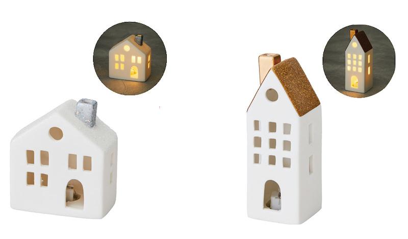 (左)ポタリーハウス(1,000円)、(右)ポタリーハウス トール(1,000円)