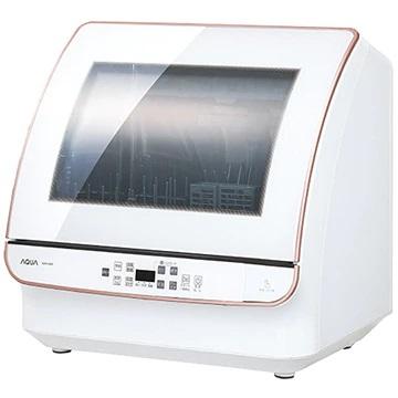 食器洗い機(送風乾燥機能付き)ホワイト ADW-GM2-W