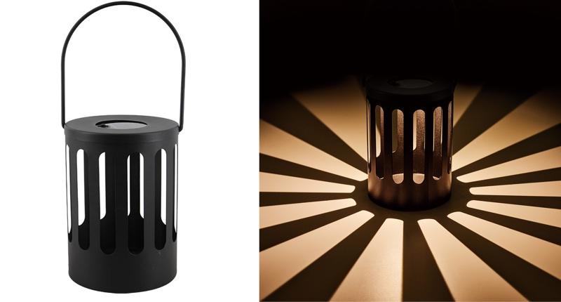 「LEDソーラー ストライプ」。価格は2,500円。本体サイズは155×357mm(同)