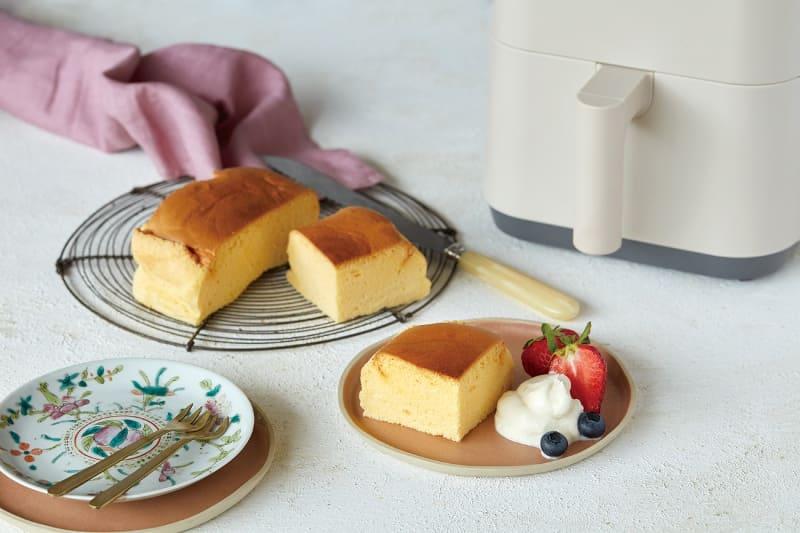 ケーキ作りにも活用可能