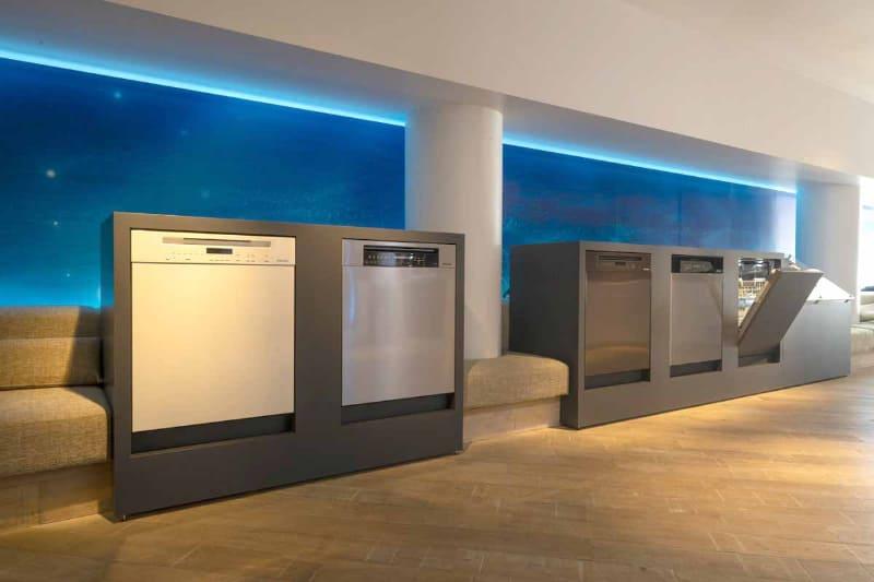 Generation 7000シリーズのビルトイン食器洗い機