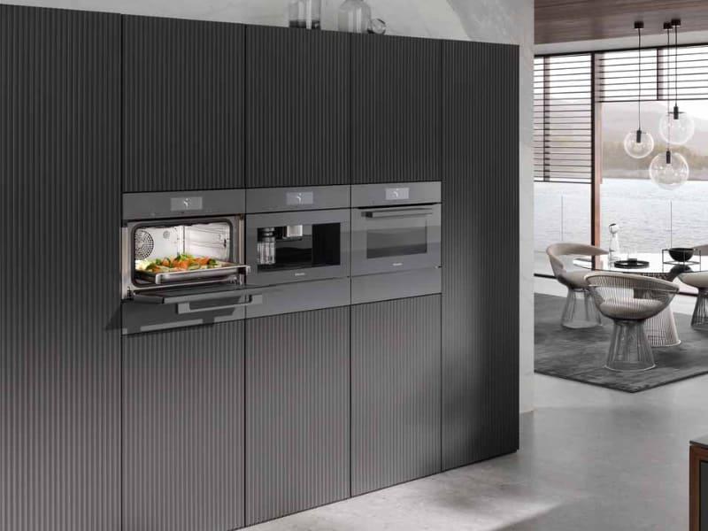 Generation 7000シリーズのビルトイン調理機器
