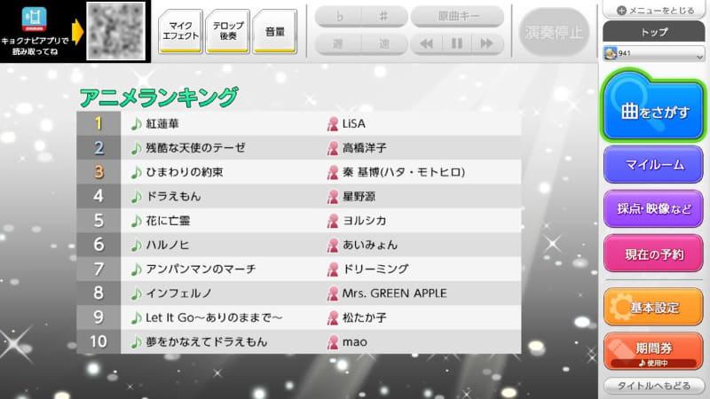 カラオケJOYSOUND for Nintendo Switchが楽しい!
