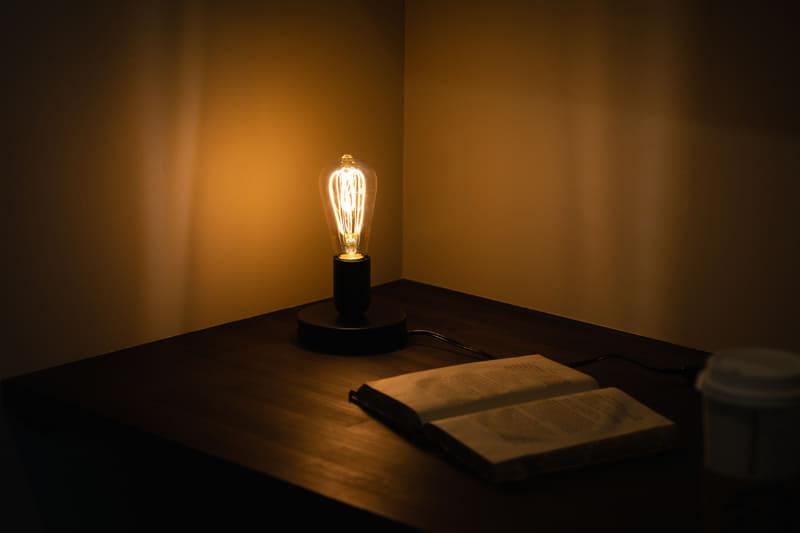 読書灯や間接照明におすすめという