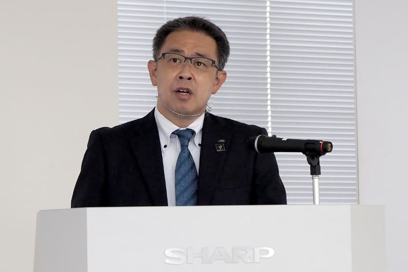 シャープ Smart Appliances & Solutions事業本部 空調PCI事業部 副事業部長 兼 販売推進部長 上山和幸氏