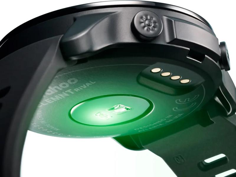 光学式心拍センサーを搭載