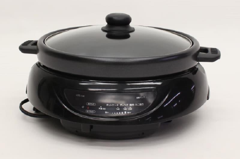 「マルチグリル鍋 HTG-136」