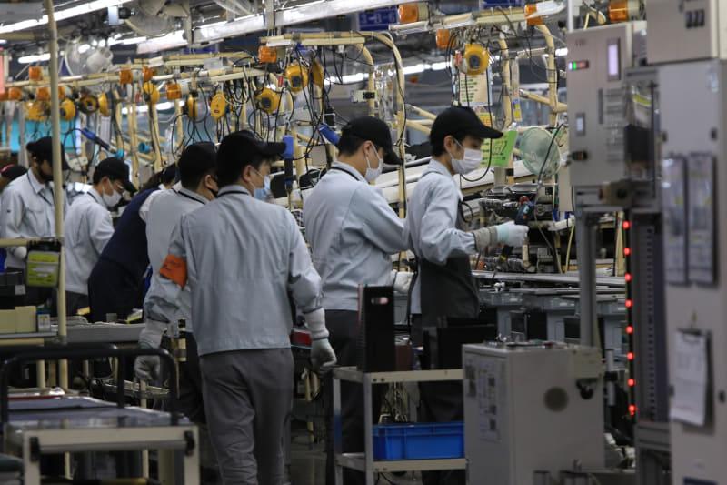 パナソニックのIHクッキングヒーターの製造を一手に担う神戸工場