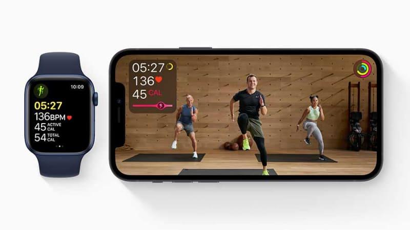Apple Watchで計測したデータを表示する