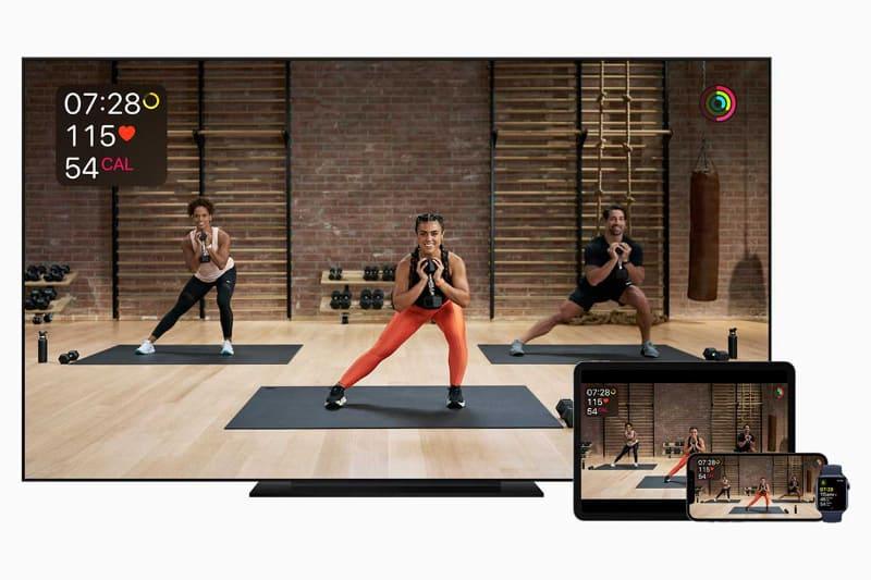 Appleがスタートさせるフィットネスのサブスクリプションサービス「Apple Fitness+」