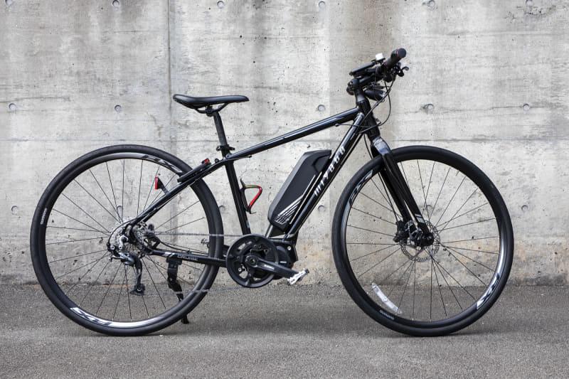 再び狩野川沿いを走ってMERIDA X BASEへ戻る。帰りは街乗りユースで人気のミヤタ「CRUISE」に乗ってみた。ポジション、走行フィールは乗り慣れた自転車という感じで、この日乗ったなかではいちばん乗りやすかった。e-bikeをふだん使いとちょっとしたサイクリングがしたいという場合はこれがいいかも。価格も269,000円(税別)とe-bikeとしてはお手頃でもある