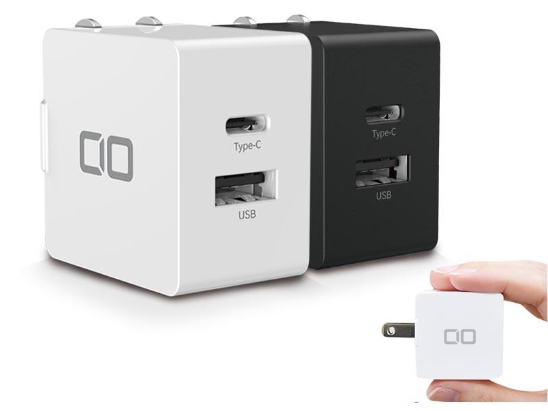 充電アダプター「CIO-PDQC20W2」