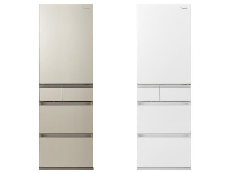 幅60cmで内容積450Lの冷蔵冷凍庫「PXシリーズ」