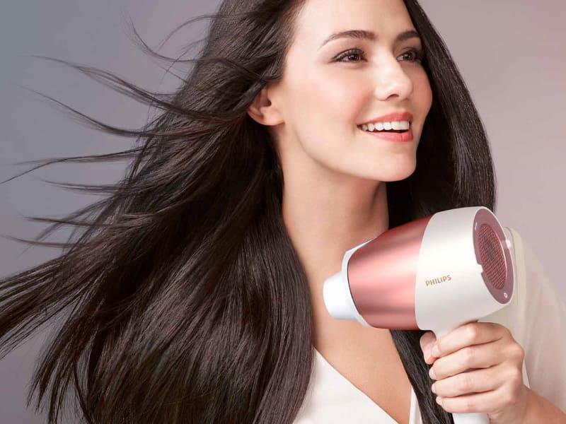 過度な熱による髪へのダメージを防ぐ