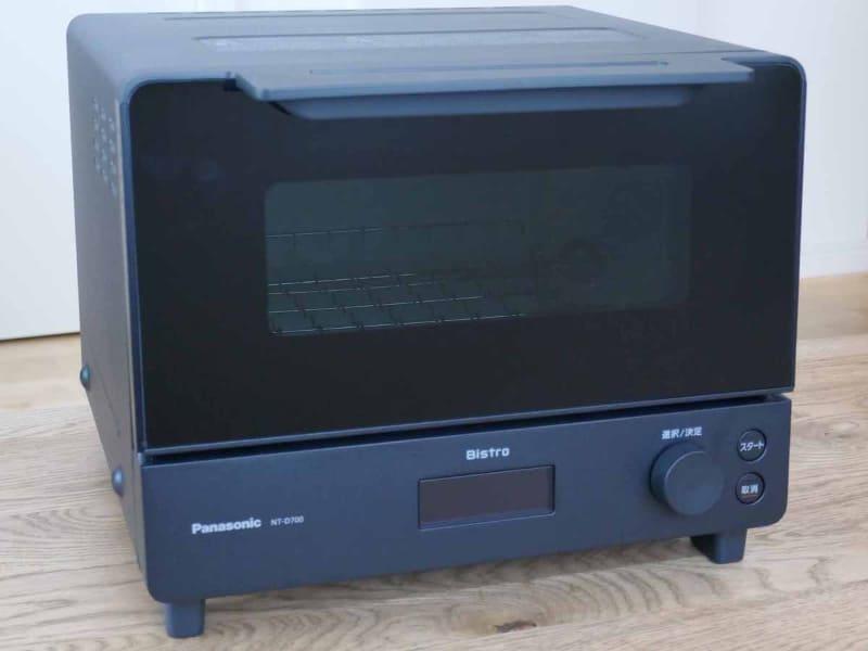 パナソニックのオーブントースター「ビストロ NT-D700」