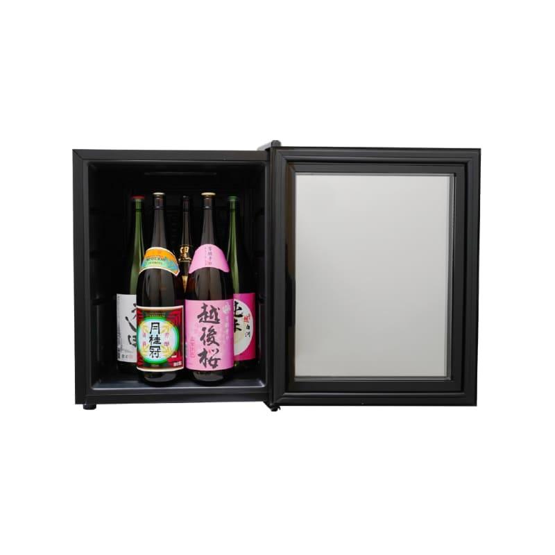 一升瓶を縦置きできる日本酒セラー 俺の酒蔵