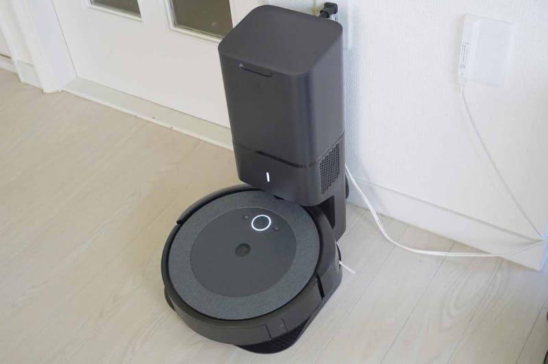 自動ゴミ収集機付きで10万円を切ったルンバ「i3+」を試してみた