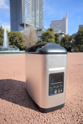 ポータブル蓄電池 FEM-PB1600