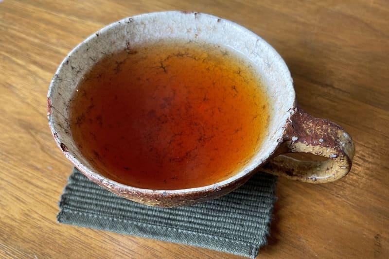 紅茶もメチャうま!! すっごく美味しい