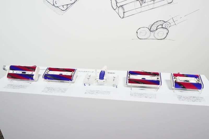 Omnidirectional Fluffyクリーナーヘッドの試作の過程