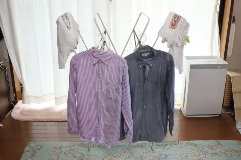 最近は梅雨だけでなく春も、また寒冷地では冬も、部屋干しの臭いにお悩みの方も多いはず