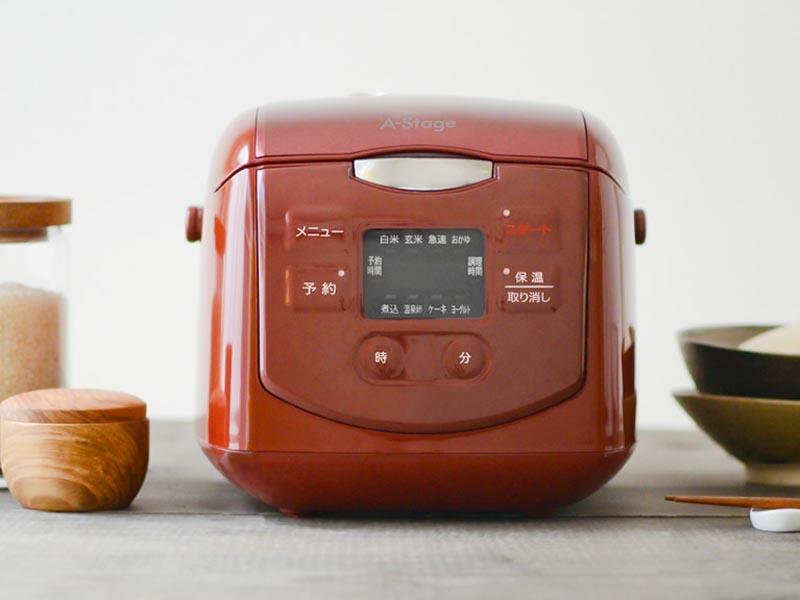 4合炊き炊飯器