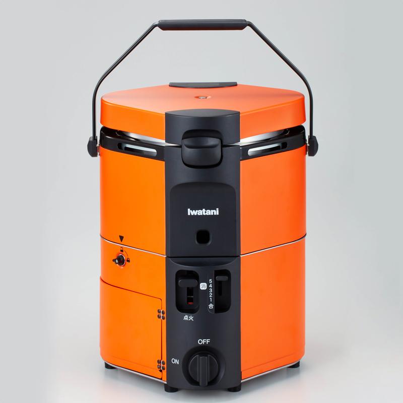 カセットガス炊飯器 HAN-go「CB-RC-1」