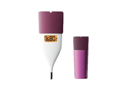 婦人用電子体温計「MC-652LC」