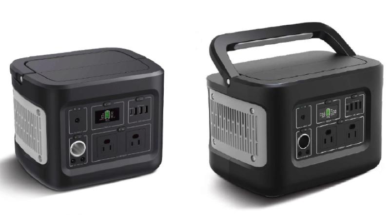 (左)OWL-LPBL112001-BK、(右)OWL-LPBL172801-BK