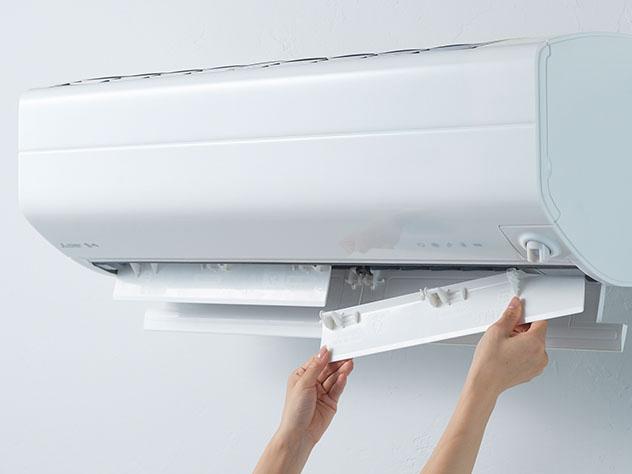 三菱電機がエアコンの嫌なニオイの対処法を紹介