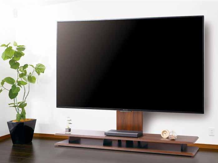 ハイグレード壁掛け大型テレビスタンド YTFSB5590J1T