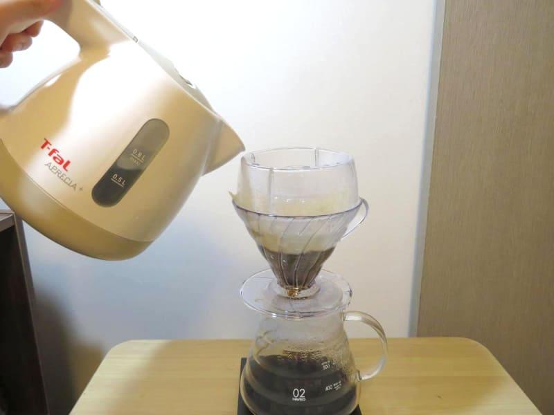電気ケトルでハンドドリップ? 手軽にコーヒー抽出できる器具を紹介