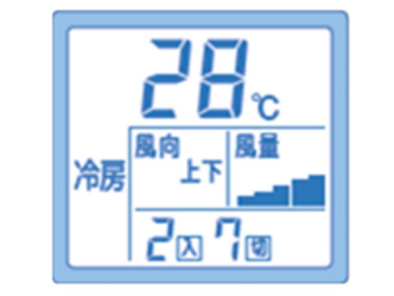 節電のための設定温度は28℃が目安