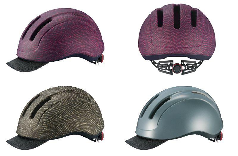 新たに追加される3色。上はマットヘリンボーンレッド、左下はマットヘリンボーンカーキ、右下はグレー
